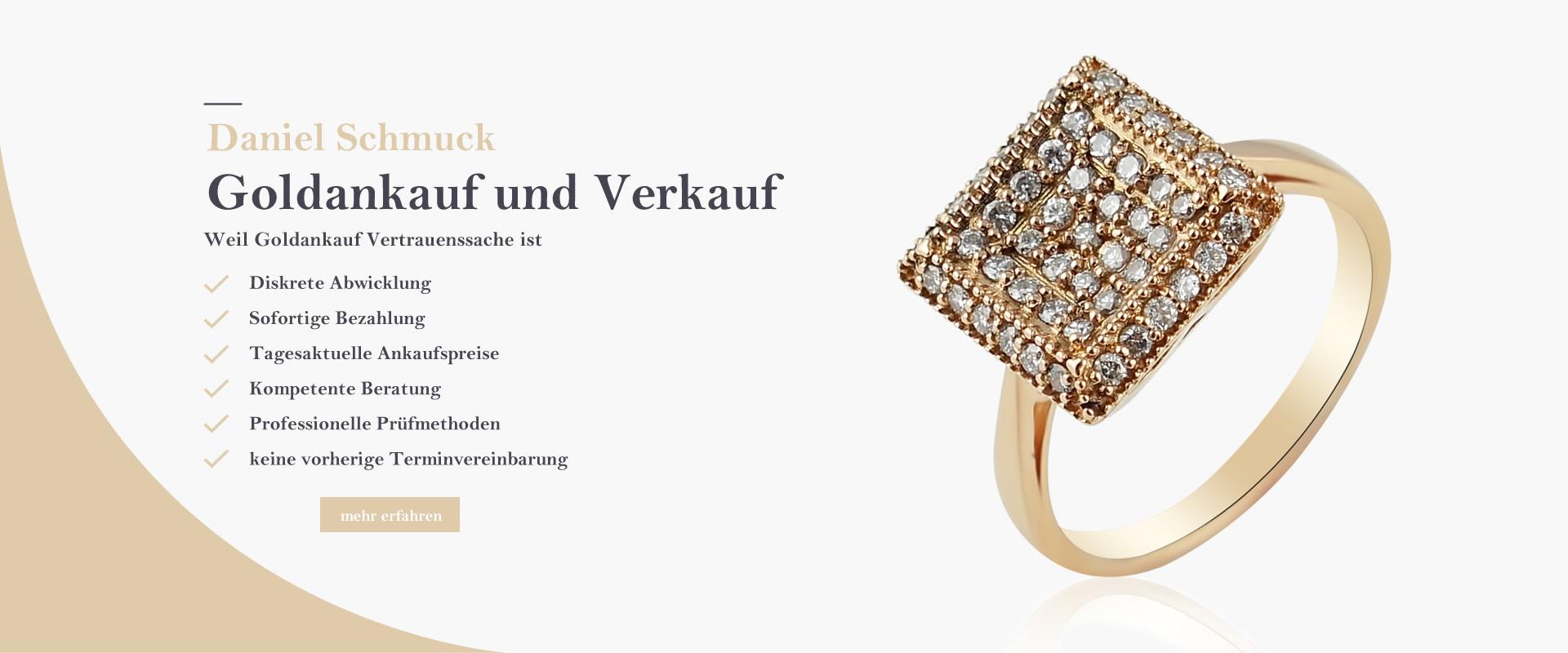 Daniel Schmuck Goldankauf Und Verkauf Von Schmuckdaniel