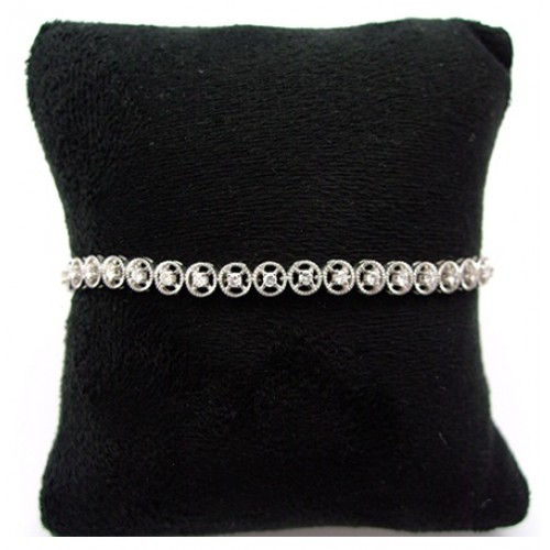 Brillantarmband 750 WG 1,05CT 0059